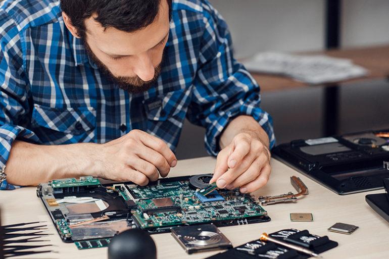 Laptop notebook complete repair service